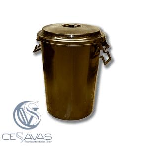 cubo de basura de plastico CUB921