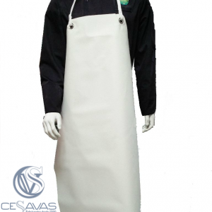 Extra long and extra wide neoprene apron