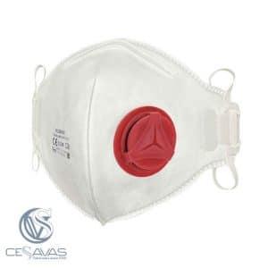 Folding Mask With Valve M1300 VPC FFP3