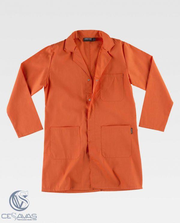 bata-workteam-unisex-naranja