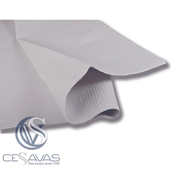 mantel blanco de papel MAR901