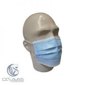 blue mask plp with elastic (50uds)